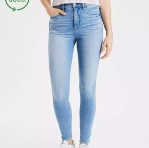 American Eagle Outfitters Super Hi-Rise Jegging